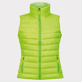 SOLS Ladies Wave Bodywarmer Thumbnail