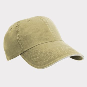 Result Washed Fine Line Cotton Cap Thumbnail